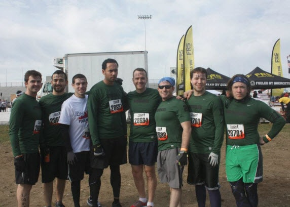 The Tough Mudders of Onward Search