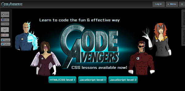 Enhance your chances for a job as a front-end developer with Code Avengers