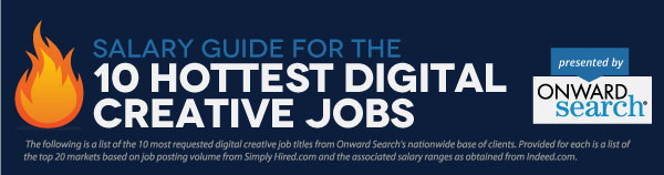 10 Hottest Digital Creative Jobs