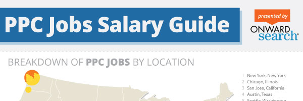 PPC Jobs Salary Guide -- Breakdown of PPC Job Titles