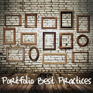 Portfolio Best Practices