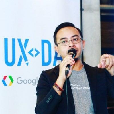 UX Professional Borrys Hasian