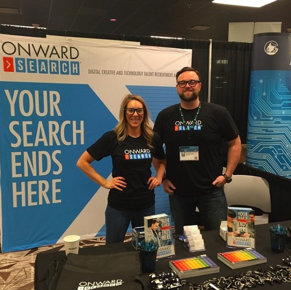Onward Search Staffing at SXSW