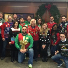 Onward Search Ugly Sweater Contest