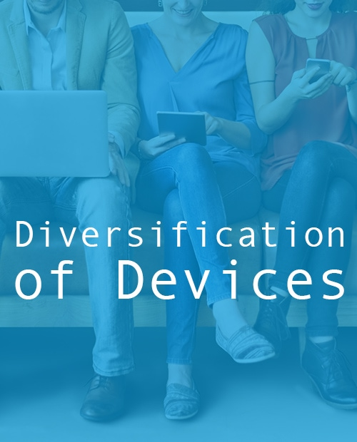 UX Trends Diversification