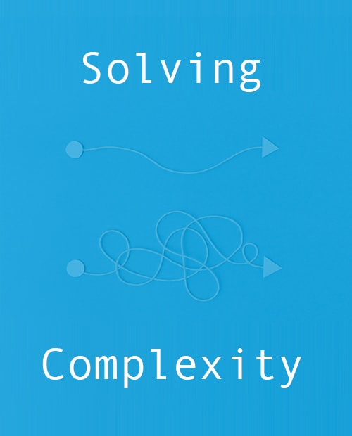 UX Trends Solving Complexity