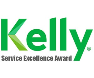 Kelly Service Excellence Award