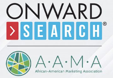 Onward Search Joins Forces with African American Marketing Association