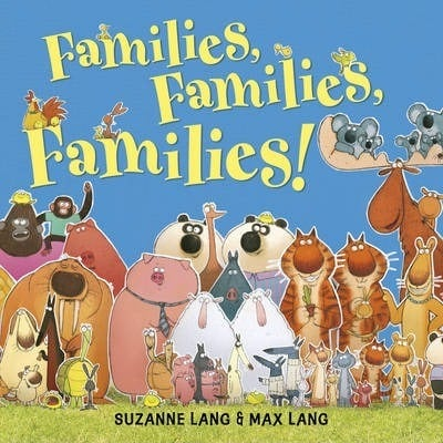 Families Families Book