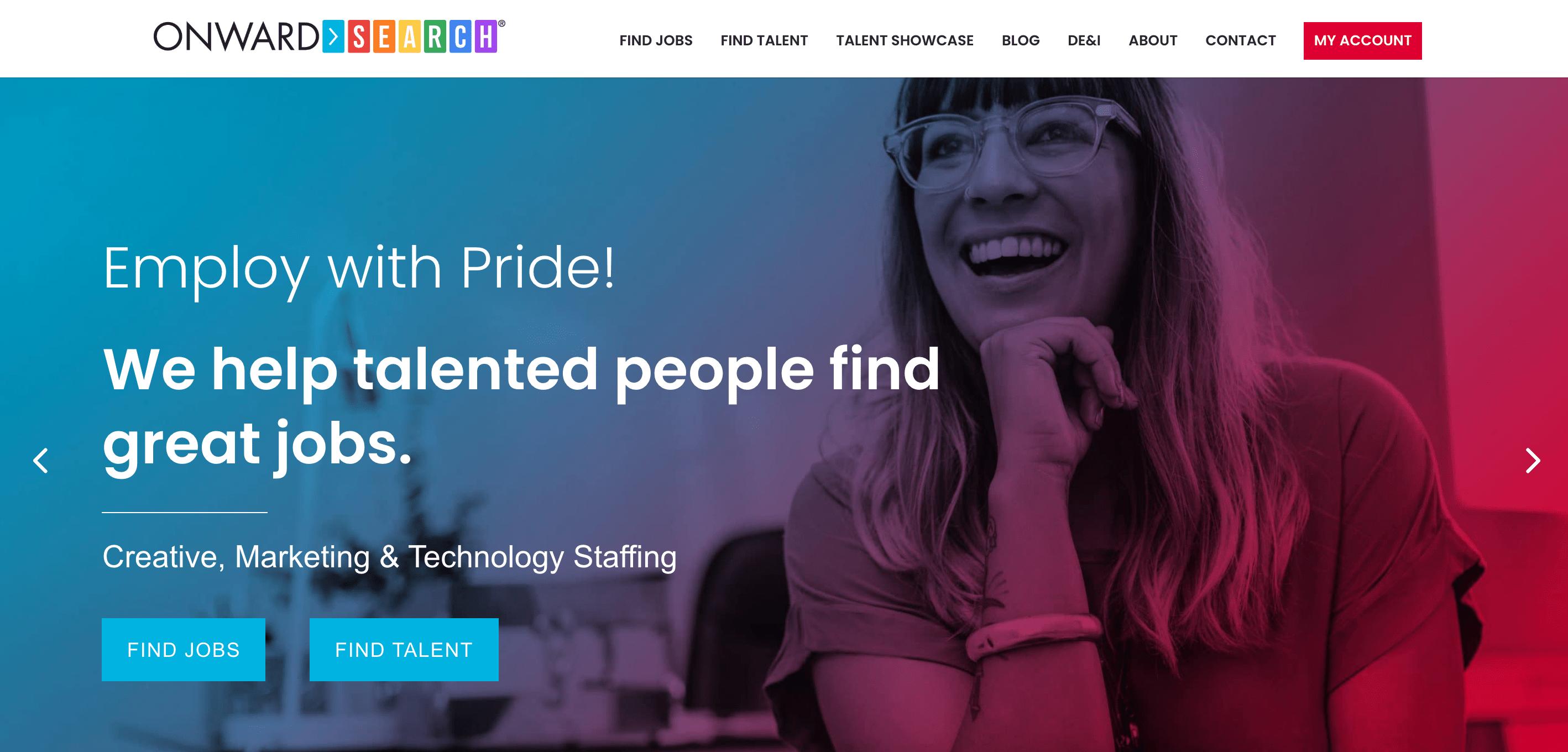 Pride Month Homepage