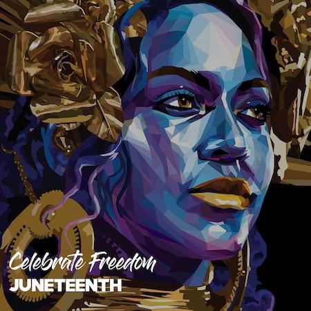 Juneteenth Queen B