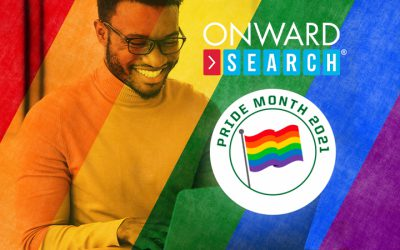 Onward Search Celebrates Pride Month